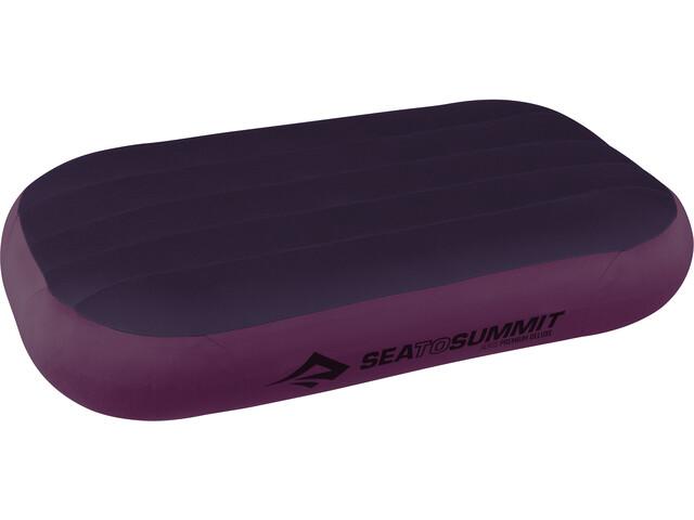 Sea to Summit Aeros Premium Pillow Deluxe, magenta